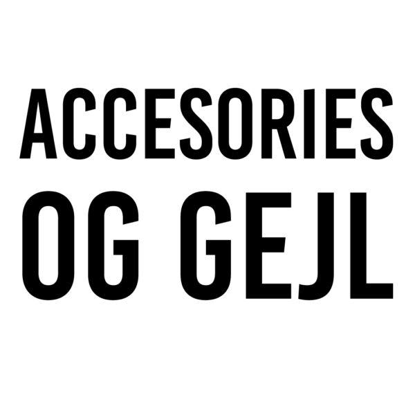 Accesories/Gejl